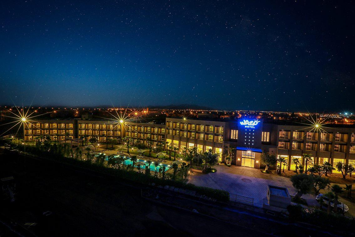 Hotel Wazo � Marrakech
