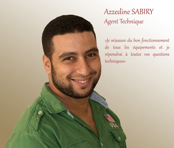 Azeddine SABIRY