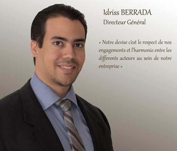 Idriss BERRADA